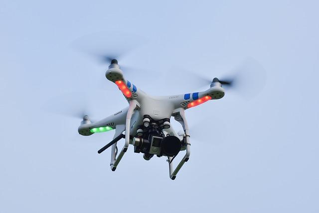 A Drone for Christmas dji phantom flying in the sky