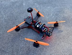 drone racers small racing drone